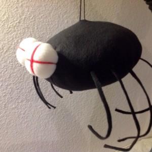 Plush Spider Toy