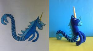Plush-horse-toy